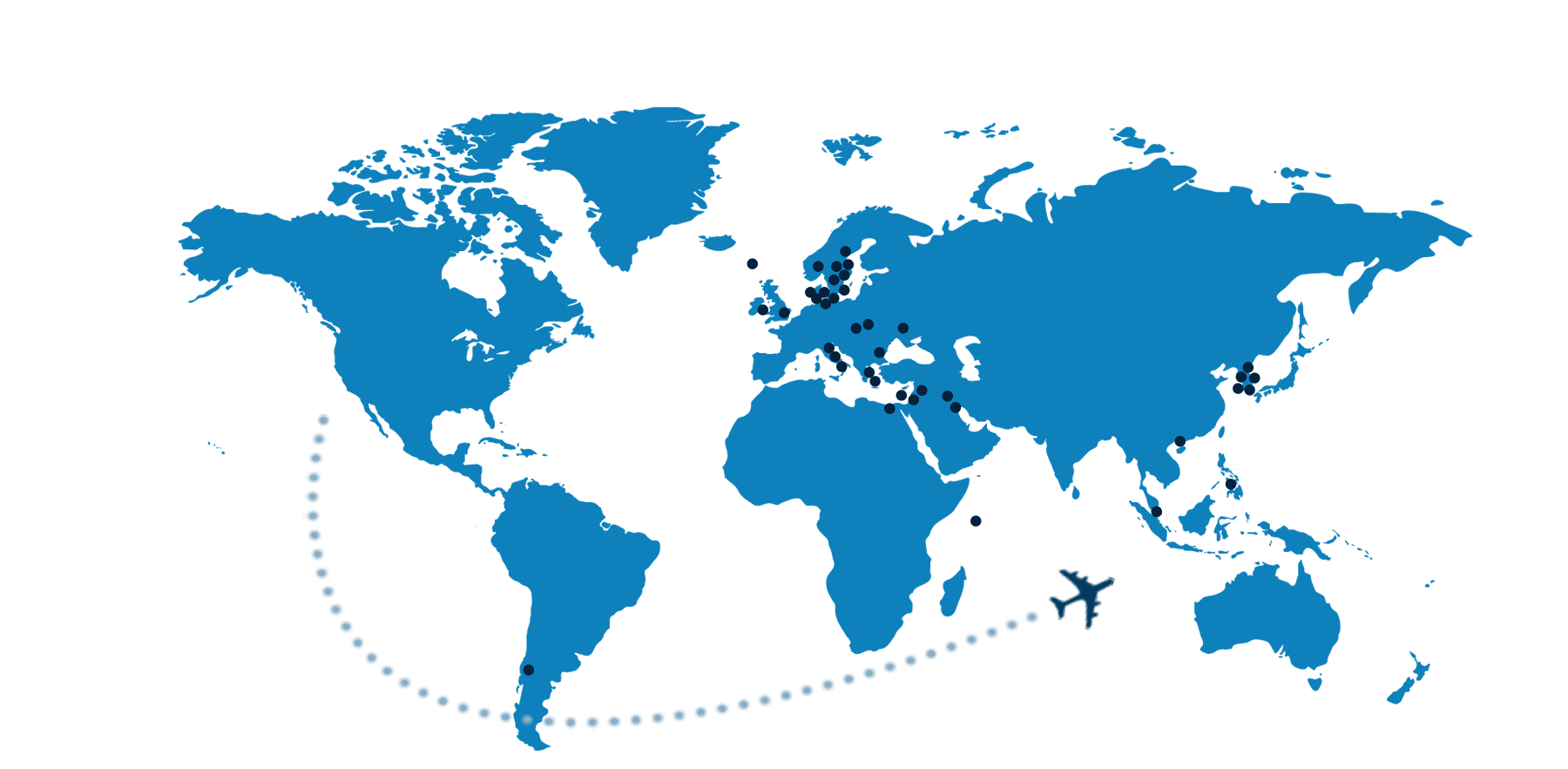 Airline planning software